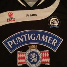 Tricou fotbal JAKO SK STURM GRAZ- AUSTRIA CAMPIONAT - Set echipament fotbal, Marime: XL