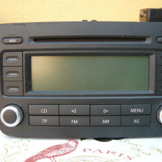 CD VW APROAPE NOU ADUS DIN GERMANIA - CD Player MP3 auto Blaupunkt