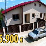 Vand vila ieftina com Berceni - Casa de vanzare, 77 mp, Numar camere: 3, Suprafata teren: 240
