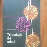E0d ANA POPESCU - TRICOTAJE DE MANA