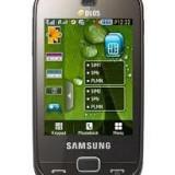 Telefon Samsung B5722, Negru, Nu se aplica, Neblocat, Single SIM, Fara procesor
