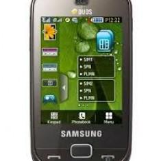 Telefon Samsung B5722, Negru, Neblocat, NU