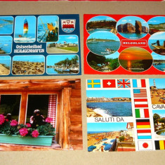 Lot 4 vederi - oras - sat - pitoresc - turism - 2+1 gratis - RBK16036, Ambele, Europa