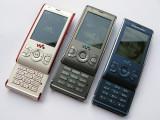 Sony Ericsson w595, Neblocat