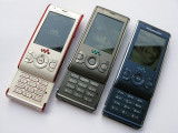 Sony Ericsson w595, Negru, Neblocat