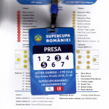Acreditare+foaie meci ASTRA GIURGIU-CFR CLUJ (Supercupa Romaniei 16.07.2016)