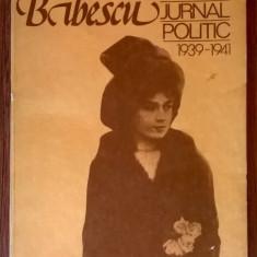 Martha Bibescu – Jurnal politic - Biografie