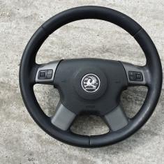 Volan piele cu comenzi si airbag Opel Vectra C, VECTRA C - [2002 - 2013]