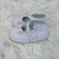 Pantofi copii nr 18 piele, Culoare: Din imagine, Fete
