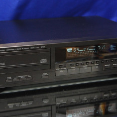 Cd player Yamaha CDX-710, 121-160 W