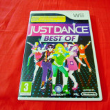 Just Dance best Of, pentru Wii, original, alte sute de jocuri