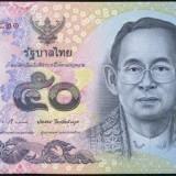 Bancnota Thailanda 50 Baht (2012) - PNew UNC - bancnota asia
