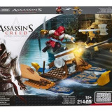 Jucarie Mega Bloks Assassin's Creed Naval Cannon Building Set