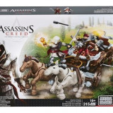 Jucarie Mega Bloks Assassin's Creed Chariot Chase Building Set