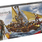 Jucarie Mega Bloks Assassin's Creed Gunboat Takeover