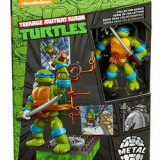 Jucarie Mega Bloks Teenage Mutant Ninja Turtles Collectors 1987 Classic Leonardo