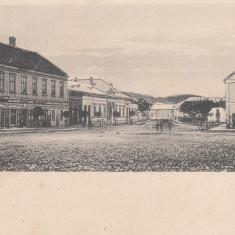HATEG, CLASICA - Carte Postala Transilvania pana la 1904, Necirculata, Printata
