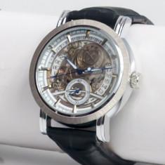 Ceas automatic goer - Ceas barbatesc Goer, Elegant, Mecanic-Automatic