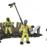 Jucarie Mega Bloks Call Of Duty Hazmat Zombies Mob