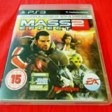 Joc Mass Effect 2, PS3, original, alte sute de jocuri!