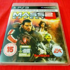 Joc Mass Effect 2, PS3, original, alte sute de jocuri! - Jocuri PS3 Ea Games, Shooting, 16+, Single player