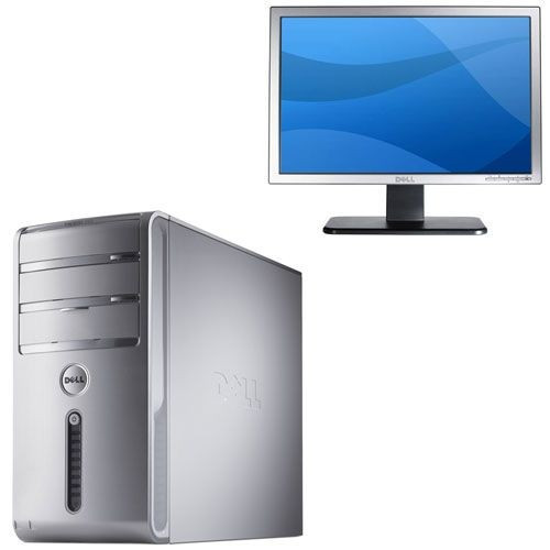 "Sistem PC Dell Inspiron 531 AMD + Monitor LCD Dell SE198WFP 19"""