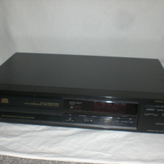 Cd player Sony deemphasis cdp-670, 0-40 W