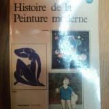 HISTOIRE DE LA PEINTURE MODERNE de HERBERT READ , 1960