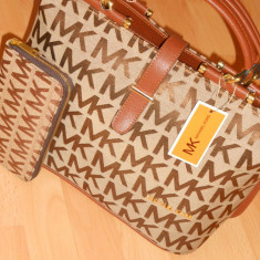 GENTI MICHAEL KORS IMPORT FRANTA,NEW MODEL,LOGO AURIU(SET)