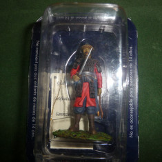 Soldat din plumb - MEDIEVAL WARRIOR - Arcas otoman scara 1:32