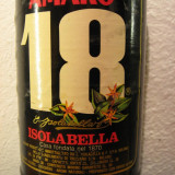 amaro 18 isolabella, italy,  cl. 98, gr 30 ani 1960