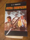SABIA DREPTATII, Alta editura, A.J. Cronin