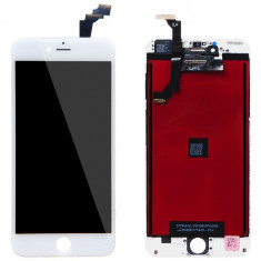 Ansamblu LCD Display Laptop Touchscreen touch screen Apple iPhone 6 Alb White High Copy Calitate A Plus - Display LCD
