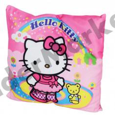 Perna Hello Kitty pentru copii 40 x 40 cm - Saltea Copii, Alte dimensiuni