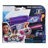 Mini pusca Nerf Rebelle