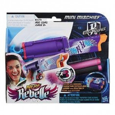 Mini pusca Nerf Rebelle - Bicicleta copii