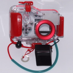 Olympus PT-014 Water Proof pentru Olympus Camedia C 50 Zoom - Accesoriu Protectie Foto