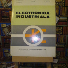 P. Constantin - Electronica industriala
