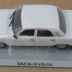 Macheta metal DeAgostini - Gaz 24-10 Volga - Masini de Legenda Polonia - noua