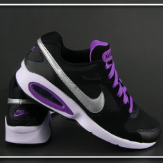 Adidasi originali NIKE AIR MAX - Adidasi copii Nike, Marime: 36, 36.5, Culoare: Din imagine, Unisex, Piele naturala, Negru