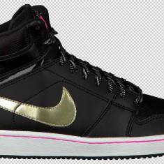 Bascheti originali NIKE BACKBOARD - Ghete dama Nike, Culoare: Din imagine, Marime: 38, 38.5, Piele naturala