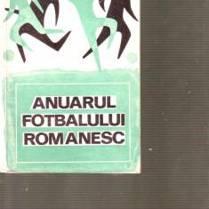 Anuarul fotbalului romanesc 1909 - 1967