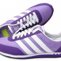 Adidasi originali ADIDAS V RACER - Adidasi dama, Culoare: Din imagine, Marime: 39 1/3, Textil