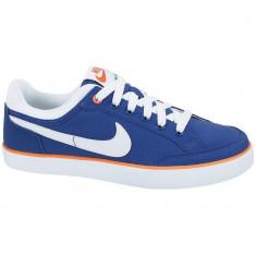 Adidasi originali NIKE CAPRI - Tenisi barbati Nike, Marime: 40, Culoare: Albastru, Textil