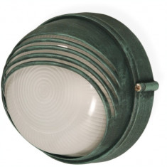 Aplica sau plafoniera exterior Parma verde antic Klausen