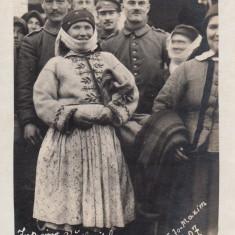 GALITIA , TIPURI DIN GALITIA , MILITARA , CIRCULATA  IAN.1917 , FOTO- MAXIM, Fotografie