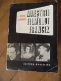 MAESTRII FILMULUI FRANCEZ