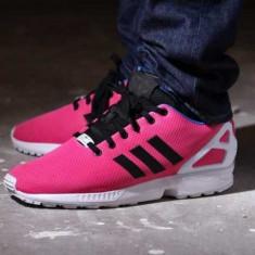 Adidasi originali ADIDAS ZX FLUX - Adidasi dama, Culoare: Din imagine, Marime: 38, 37 1/3, Textil