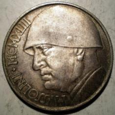 E.064 MEDALIE 20 LIRE BENITO MUSSOLINI 1943 15, 4g/35, 5mm, Europa