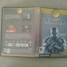 The Chronicles of Riddick (MEDALLION)  - PC, Actiune, 16+, Single player